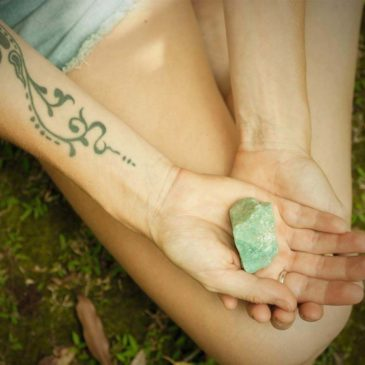 CRYSTALS…  how I use them in my everyday life